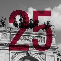 25 anni di eventi