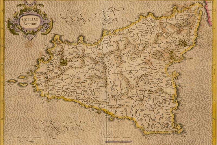Grand tour di Sicilia