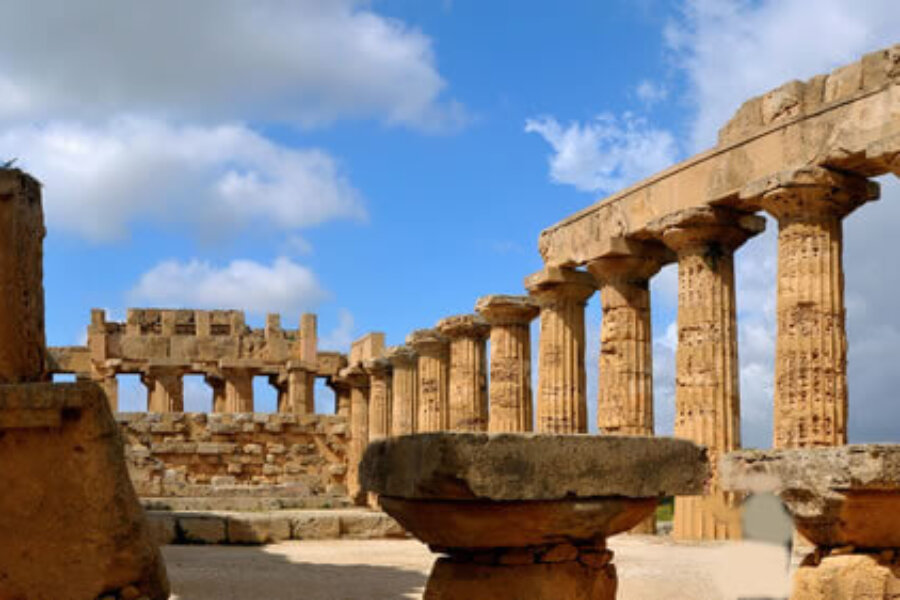 Archaeological Sicily