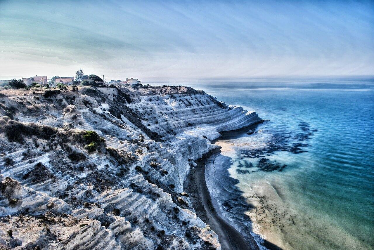 La Sicilia Blu